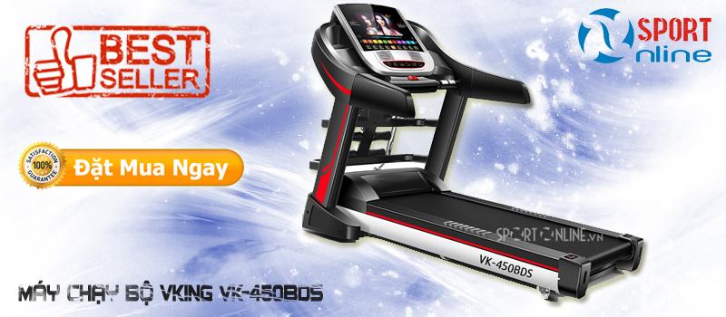 Máy chạy bộ VK-450BDS