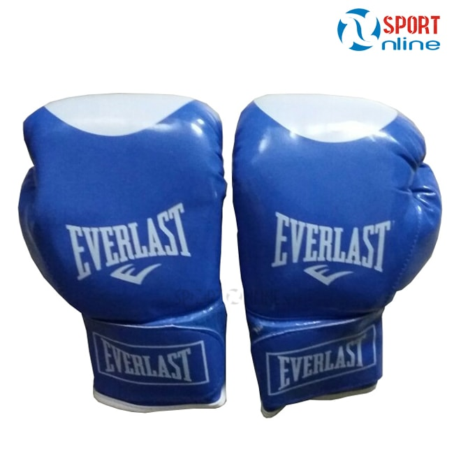gang-boxing-everlast-xanh