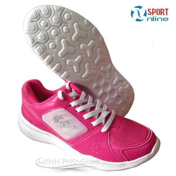 Giày chạy bộ Prowin X20 trắng - hồng