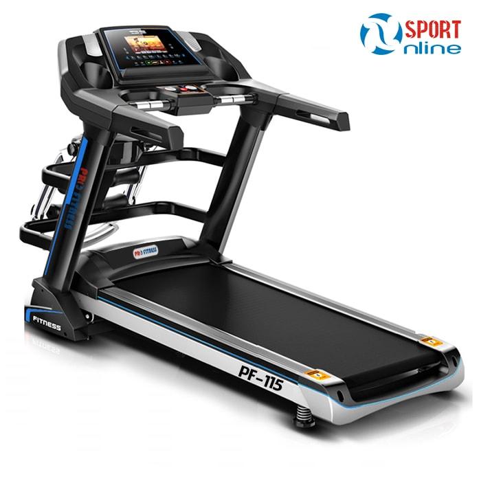 Máy chạy bộ điện Pro Fitness PF-115