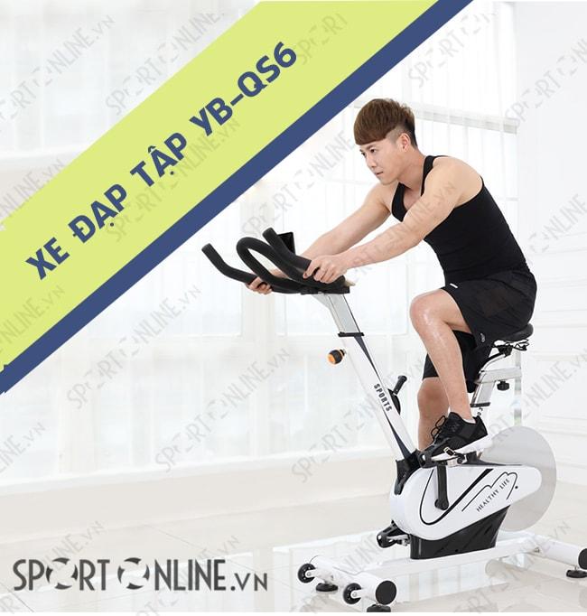 Xe đạp tập thể dục YB-QS6