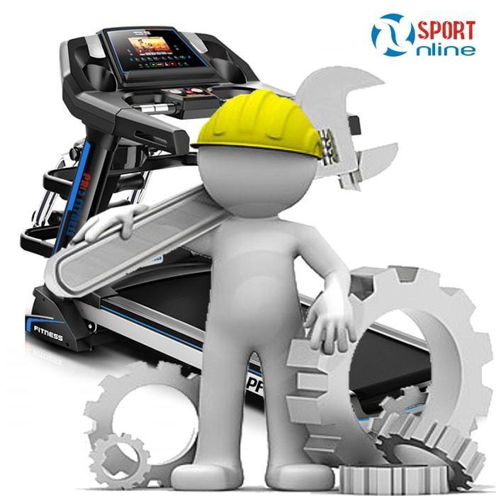 Cách bảo dưỡng máy chạy bộ