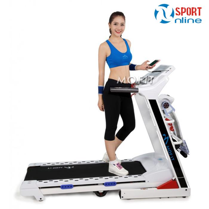 Phương pháp chạy bộ cho vóc dáng cân đối với máy chạy bộ tại nhà.