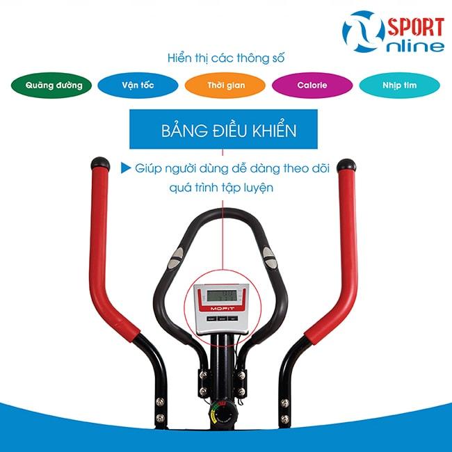 Xe đạp tập thể dục ENJOY220