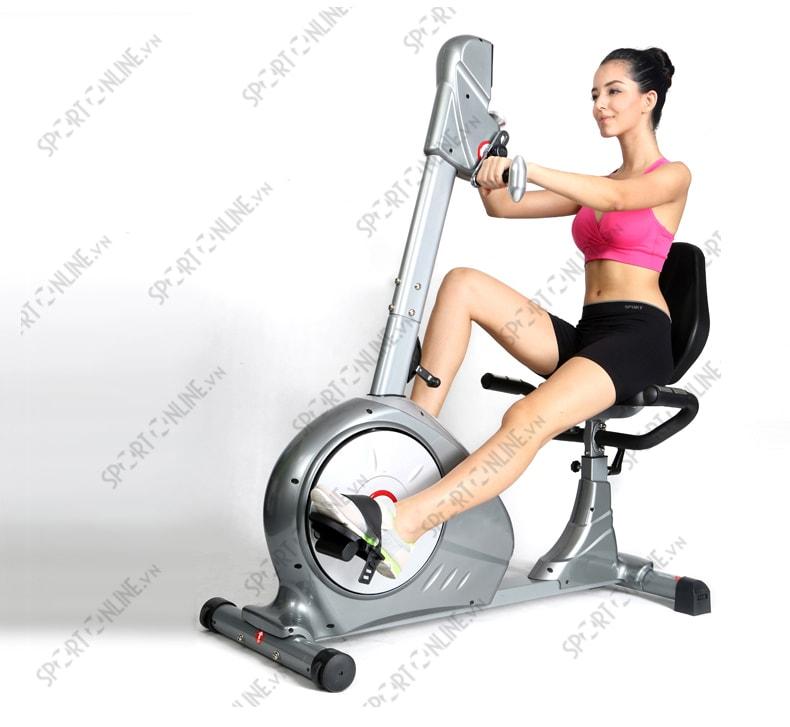 Người bị tai biến nên tập với xe đạp tập phục hồi chức năng khi nào?