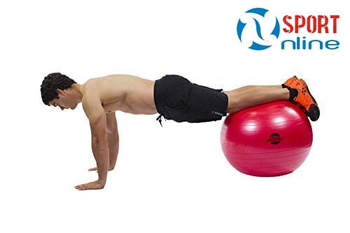 Bóng tập yoga ADBL-12245