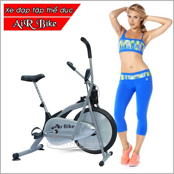 Xe đạp tập thể dục Air Bike 1