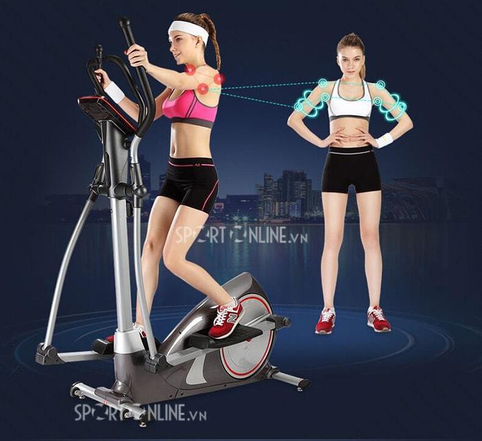 Xe đạp tập thể dục DLY-CT5818A 2