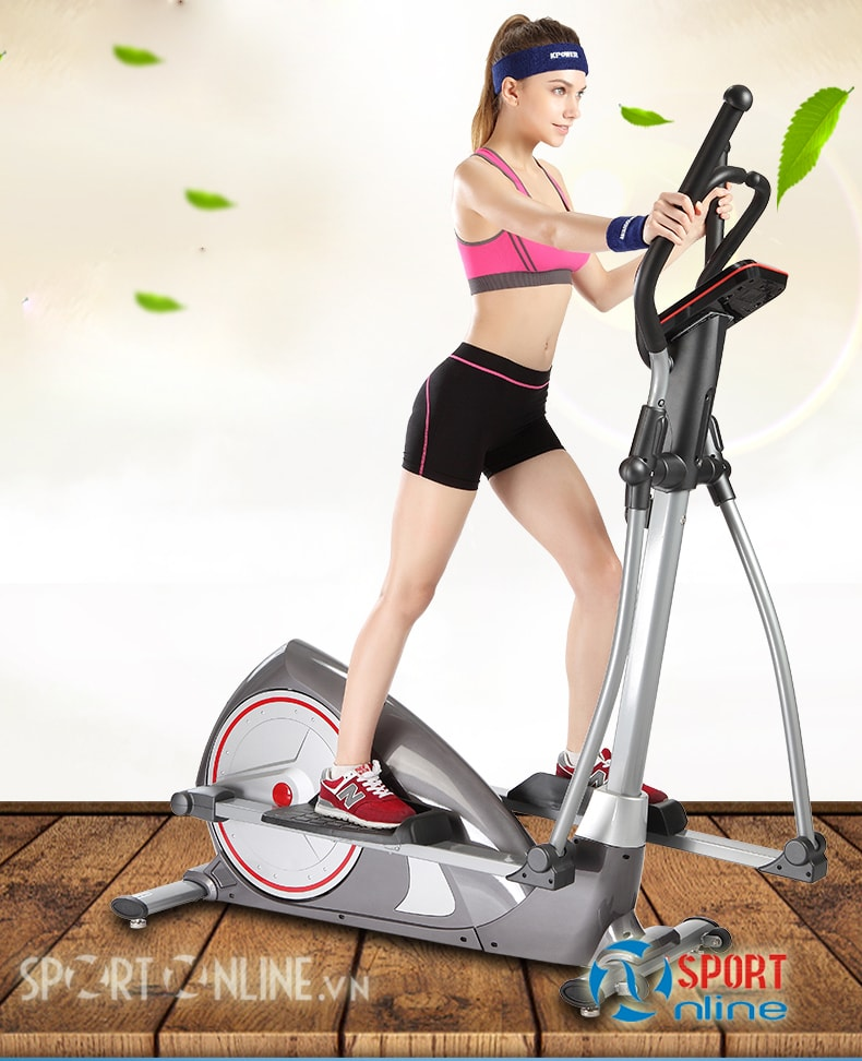 Xe đạp tập thể dục DLY-CT5818A 1