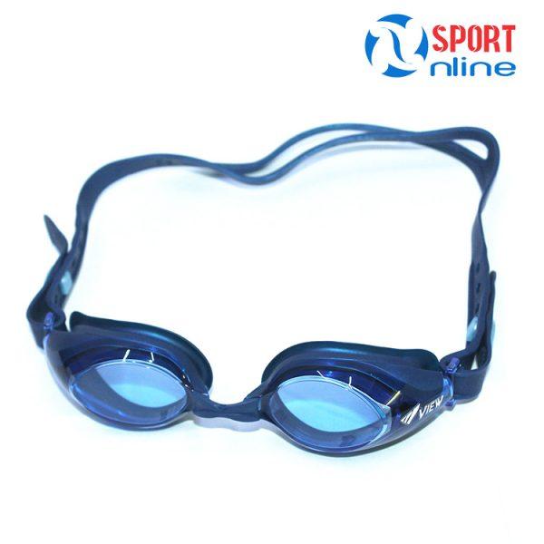 Kính bơi View V825S màu xanh đậm
