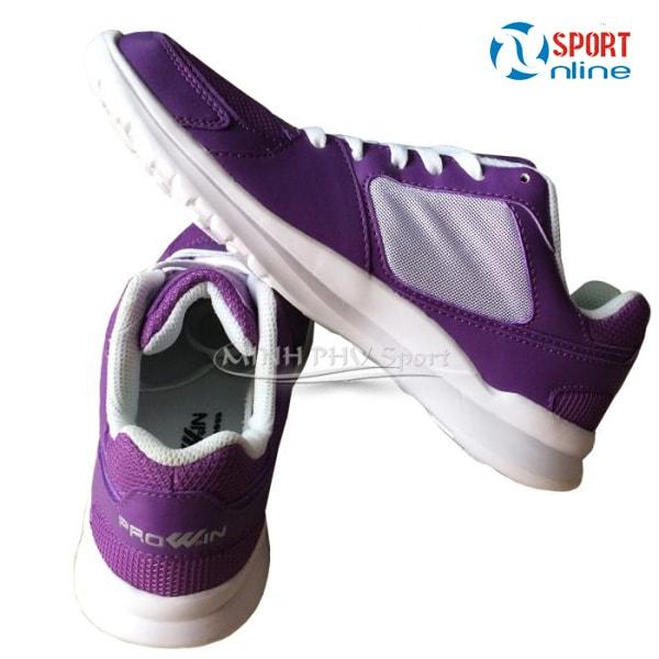 Giày chạy bộ Prowin X20 trắng - tím