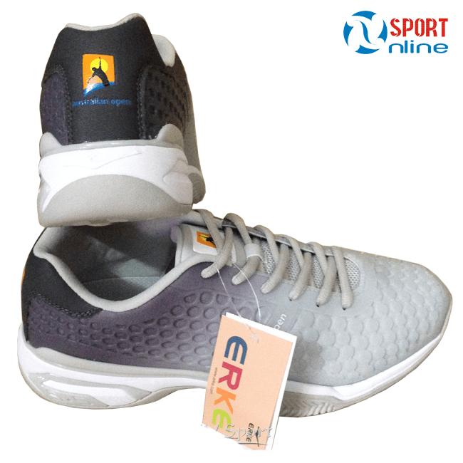 Giày tennis Erke 2091 màu ghi