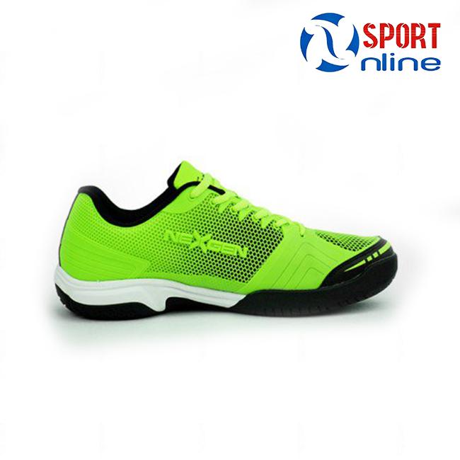 Giày tennis NX-16187 màu xanh lá