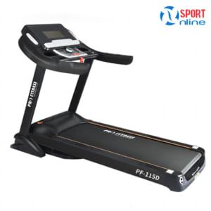 Máy chạy bộ điện Pro Fitness PF-115D
