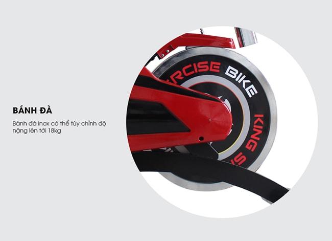 bánh đà xe đạp tập thể dục BK 3000 PRO