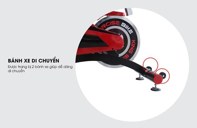 bánh xe xe đạp tập thể dục BK 3000 PRO