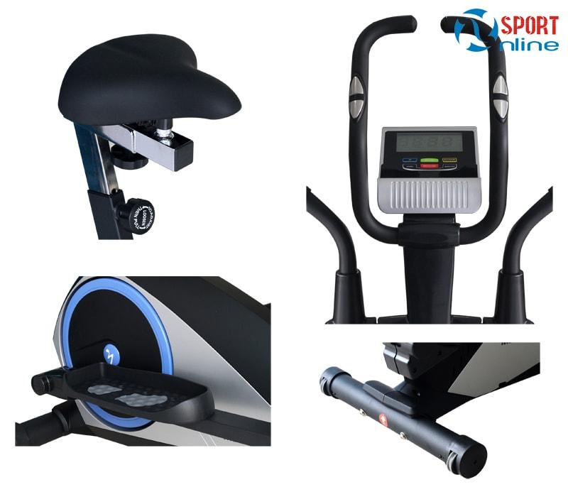 Chi tiết xe đạp tập thể dục MOFIT 8729HA