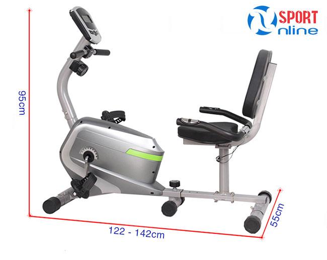 Xe đạp tập phục hồi chức năng Y01007R