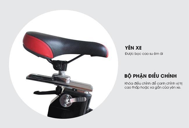 yên ngồi xe đạp tập thể dục BK 3000 PRO