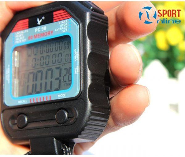 đồng hồ bấm giờ thể thao