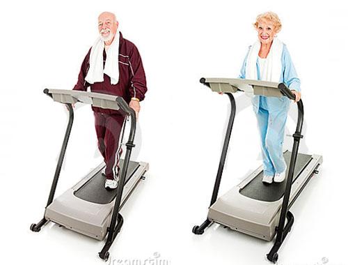 máy tập thể dục cho người lớn tuổi