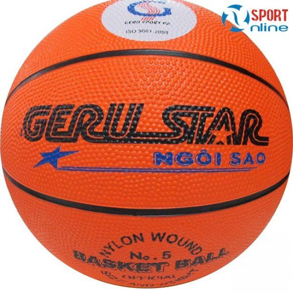 quả bóng rổ geru star