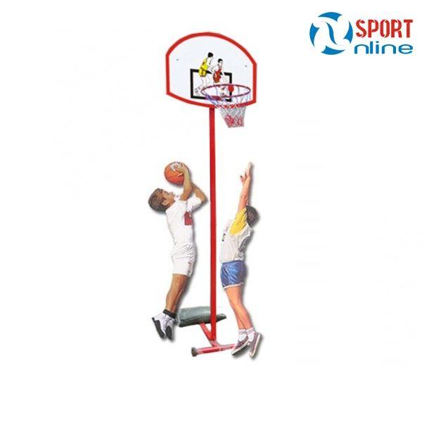 trị bóng rổ trẻ em bs810