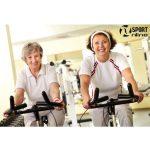 Tư vấn mua máy tập thể dục tại nhà cho người già