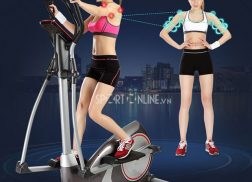xe đạp tập giảm cân tại nhà