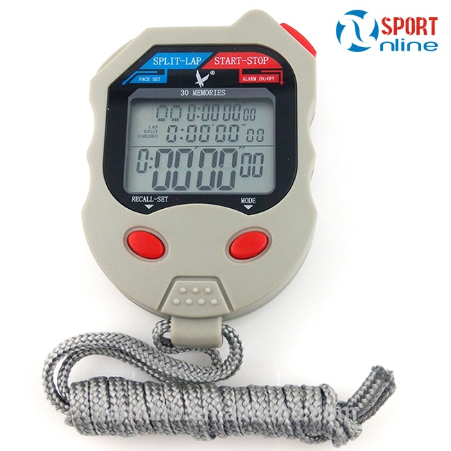 Đồng hồ bấm giây PC530 30 LAP