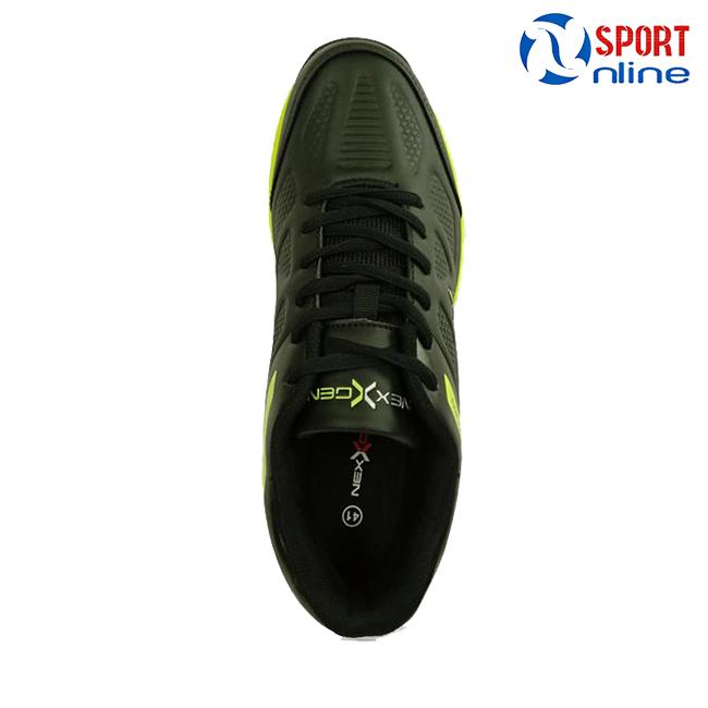 Giày tennis Nexgen NX-17541 màu đen - xanh