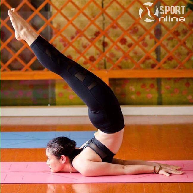 tập luyện Thảm tập yoga định tuyến Zen Master