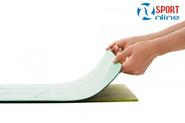 Thảm tập Yoga Liforme chống trượt