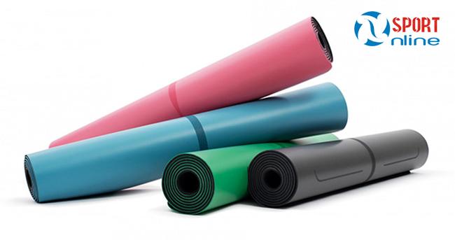 Thảm tập Yoga Liforme với nhiều màu sắc