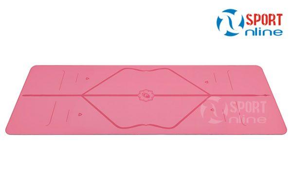Thảm tập Yoga Liforme màu hồng
