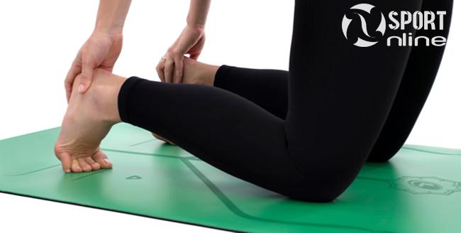 tập luyện với Thảm tập Yoga Liforme