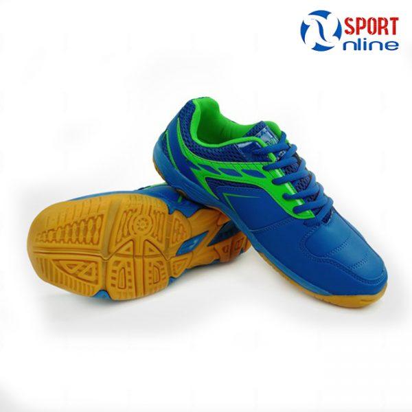 giày cầu lông Promax PR-18018 Màu xanh bích phối chuối