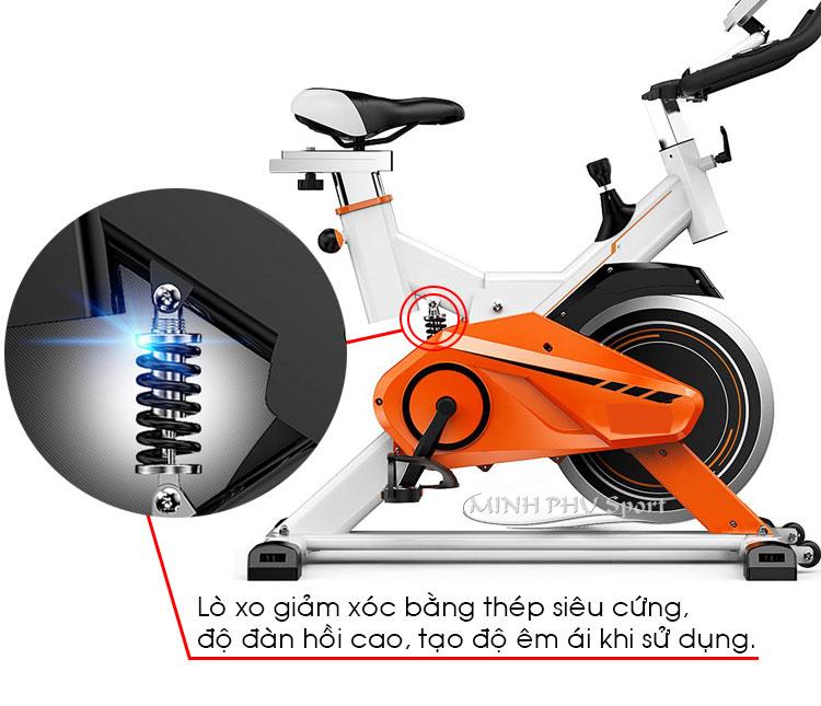 xe đạp tập thể dục JST-615