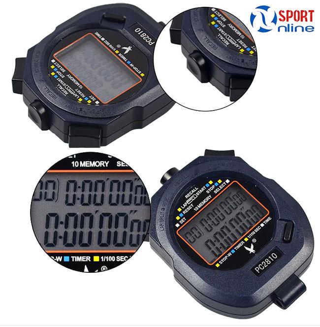Đồng hồ bấm giờ PC2810