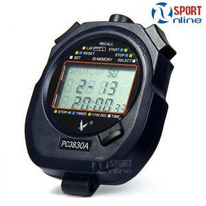Đồng hồ bấm giờ thể thao PC3830A 30LAP