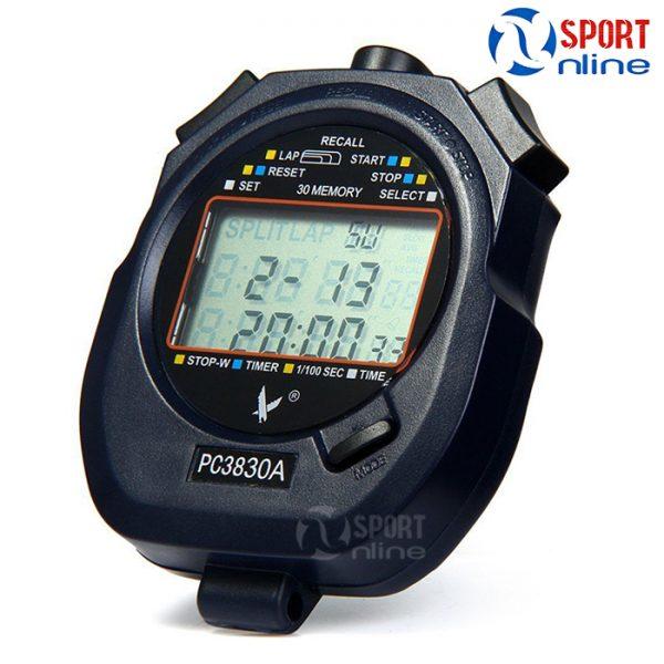 Đồng hồ bấm giờ thể thao PC3830A
