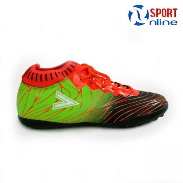 Giày đá bóng Mitre MT-161115 màu xanh neon