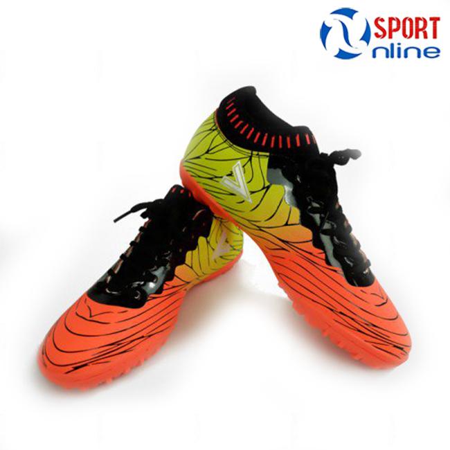 giày đá bóng Mitre MT-161115 màu cam