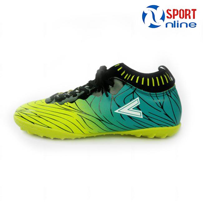 Giày đá bóng Mitre MT-161115 màu xanh ngọc