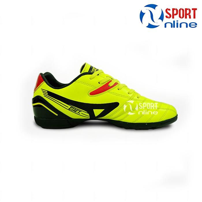 giày bóng đá EBET 16910 màu vàng