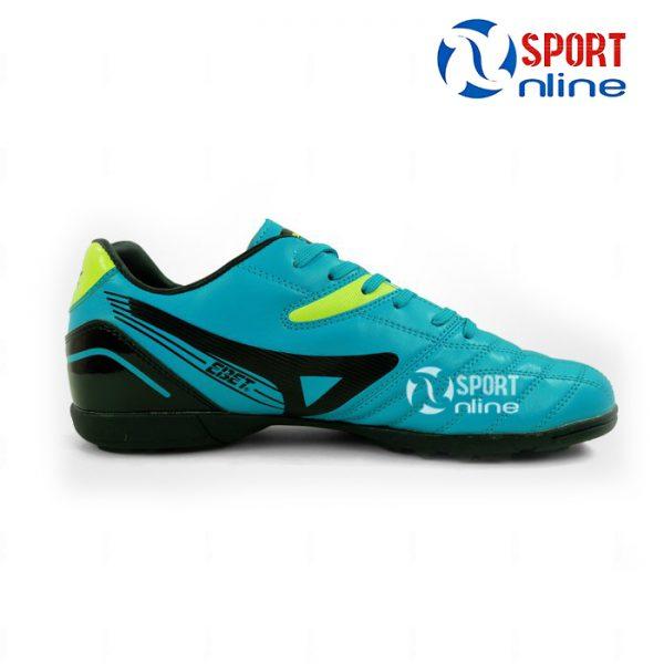 giày bóng đá EBET 16910 màu xanh ngọc