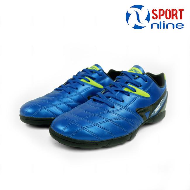 Giày bóng đá EBET 16910 màu xanh bích