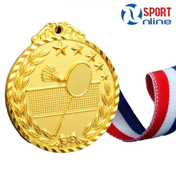 huy chương cầu lông
