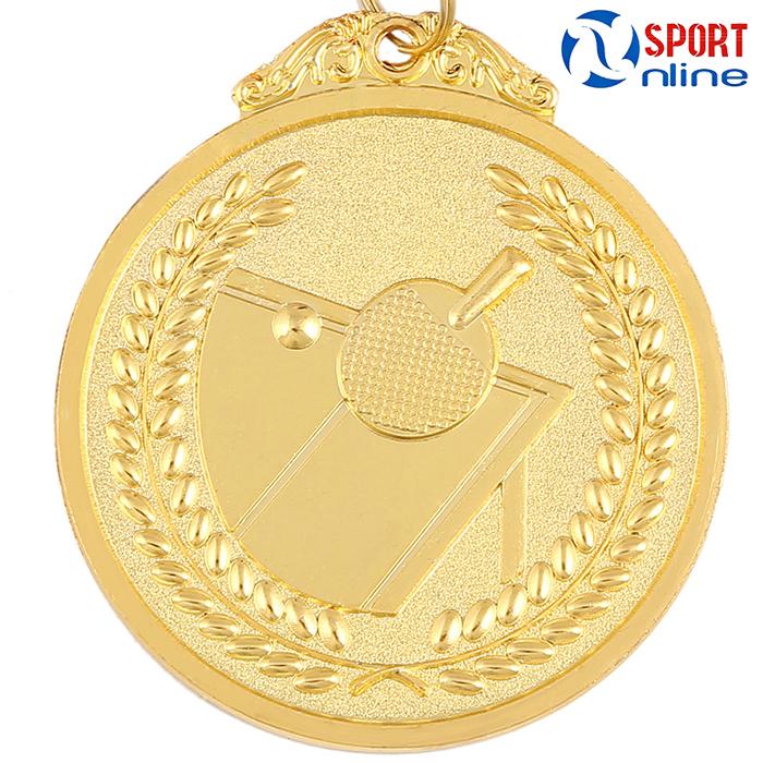 huy chương trao giải môn bóng bàn