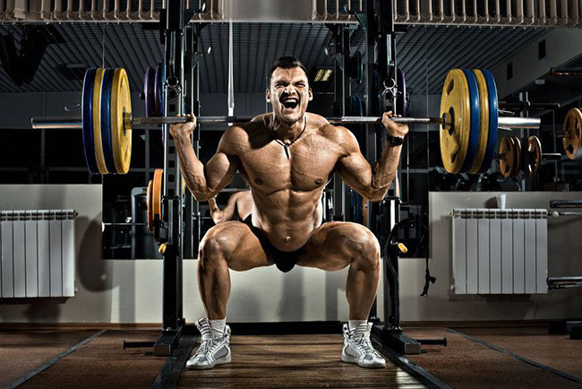 tập squats